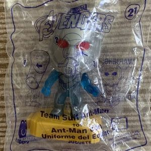 Happy Meal Toy Avengers Ant-Man